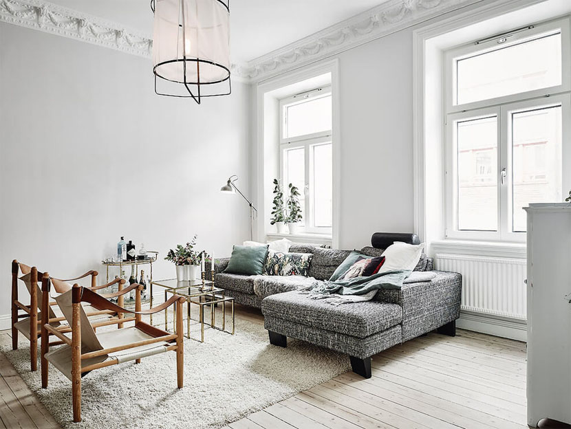Chic Scandinavisch interieur1