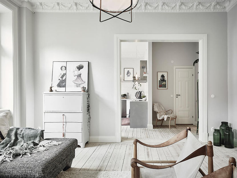 Chic Scandinavisch interieur3