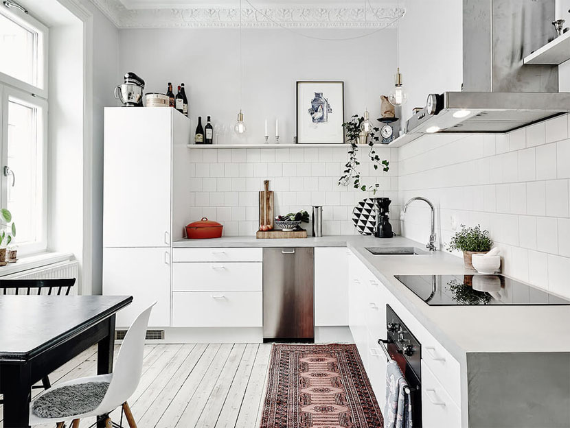 Chic Scandinavisch interieur5