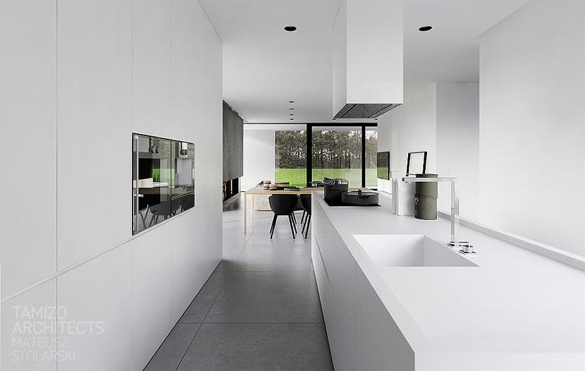 Magnifiek Zwart-wit-grijs interieur - Stripesandwalls.nl #MM52