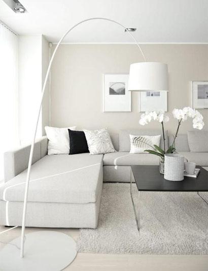 Favoriete Verlichting in de woonkamer: tips - Stripesandwalls.nl @VQ03