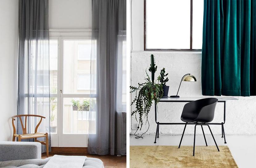 Wonderbaarlijk Trends voor gordijnen in huis - Stripesandwalls.nlStripesandwalls.nl CK-98